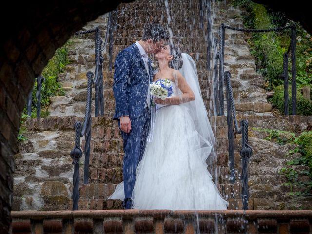 Il matrimonio di Alberto e Maria Grazia a Godiasco, Pavia 21