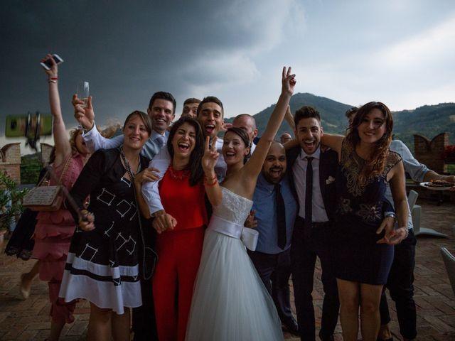 Il matrimonio di Alberto e Maria Grazia a Godiasco, Pavia 24