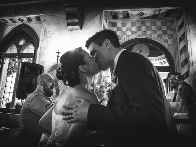 Il matrimonio di Alberto e Maria Grazia a Godiasco, Pavia 29