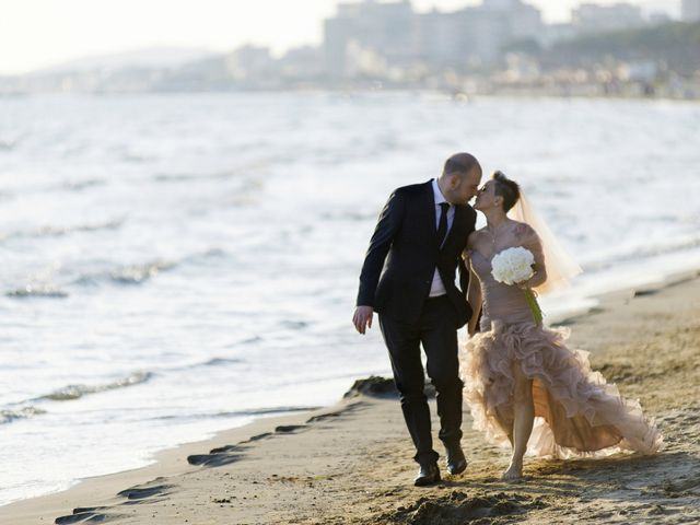 Le nozze di CLAUDIA e SANDRO