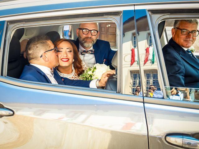 Il matrimonio di Fabio e Luana a Venaria Reale, Torino 1