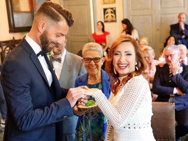 Il matrimonio di Fabio e Luana a Venaria Reale, Torino 11