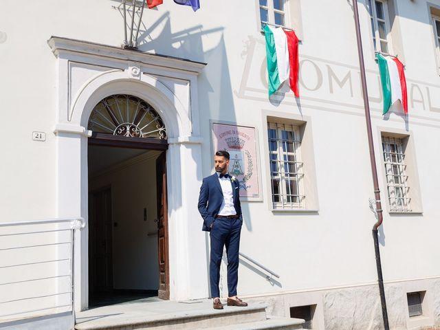 Il matrimonio di Fabio e Luana a Venaria Reale, Torino 20