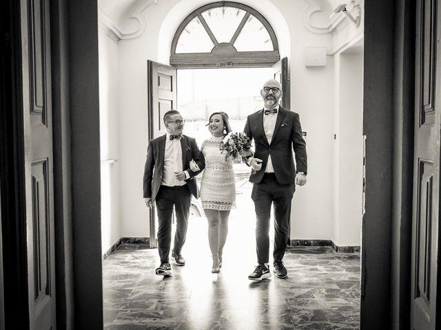 Il matrimonio di Fabio e Luana a Venaria Reale, Torino 21