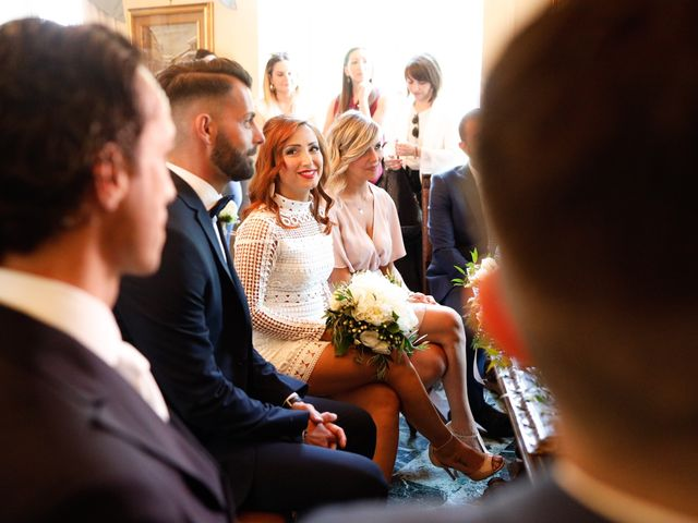 Il matrimonio di Fabio e Luana a Venaria Reale, Torino 22