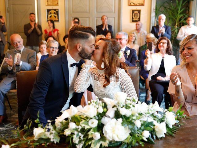 Il matrimonio di Fabio e Luana a Venaria Reale, Torino 23