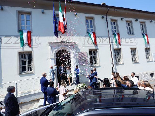 Il matrimonio di Fabio e Luana a Venaria Reale, Torino 24