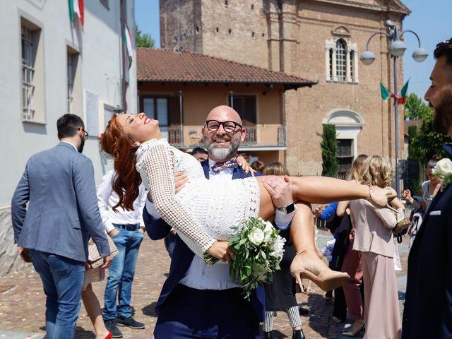 Il matrimonio di Fabio e Luana a Venaria Reale, Torino 25