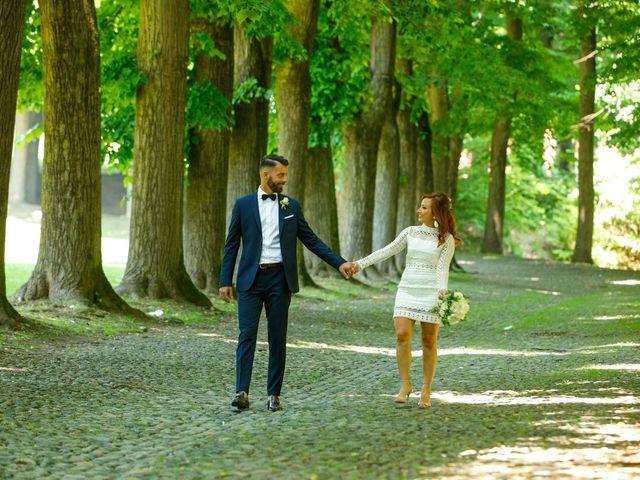 Il matrimonio di Fabio e Luana a Venaria Reale, Torino 26