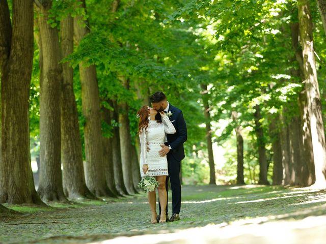 Il matrimonio di Fabio e Luana a Venaria Reale, Torino 27