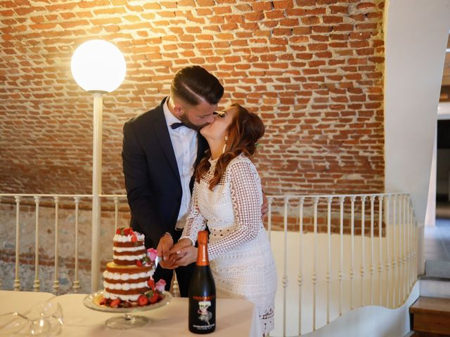 Il matrimonio di Fabio e Luana a Venaria Reale, Torino 30