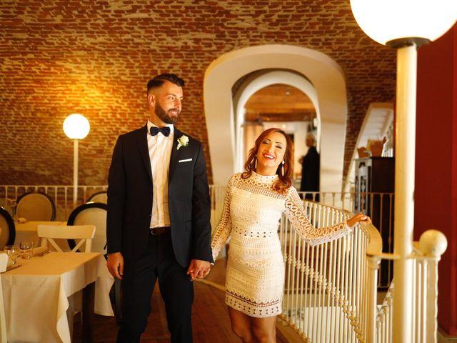 Il matrimonio di Fabio e Luana a Venaria Reale, Torino 31