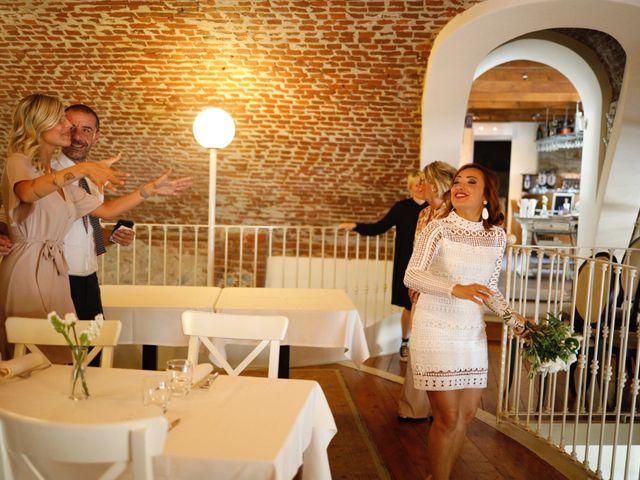 Il matrimonio di Fabio e Luana a Venaria Reale, Torino 32