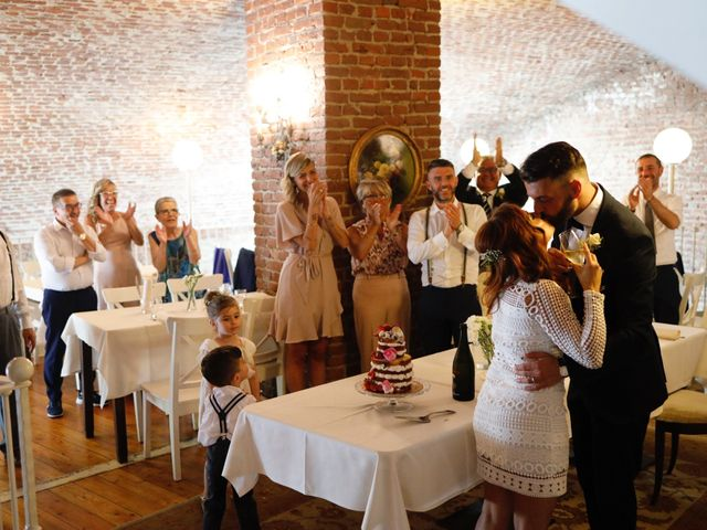 Il matrimonio di Fabio e Luana a Venaria Reale, Torino 33