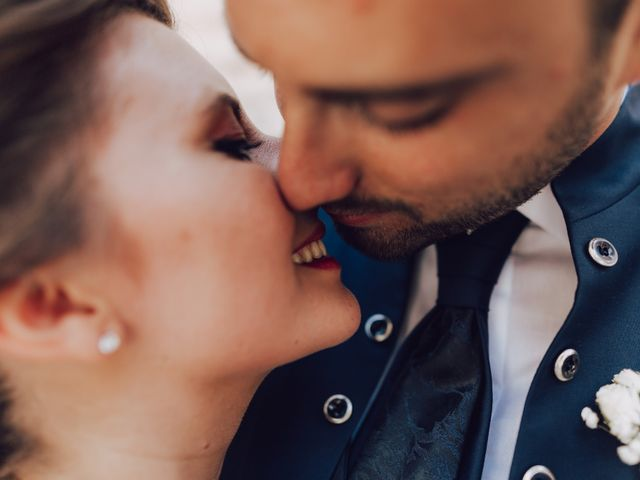 Il matrimonio di Luca e Tania a Castelfidardo, Ancona 1