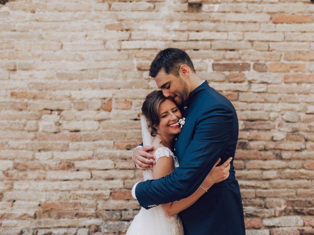 Il matrimonio di Luca e Tania a Castelfidardo, Ancona 2