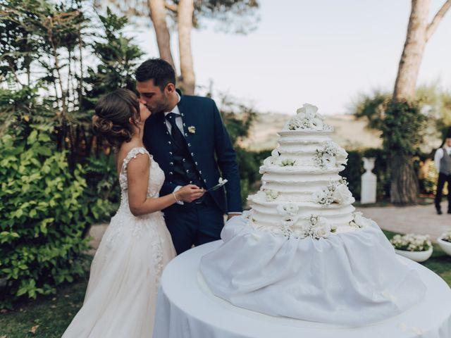 Il matrimonio di Luca e Tania a Castelfidardo, Ancona 19