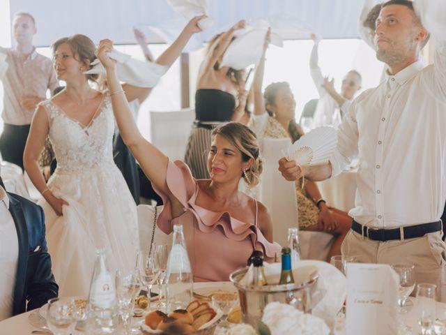 Il matrimonio di Luca e Tania a Castelfidardo, Ancona 31