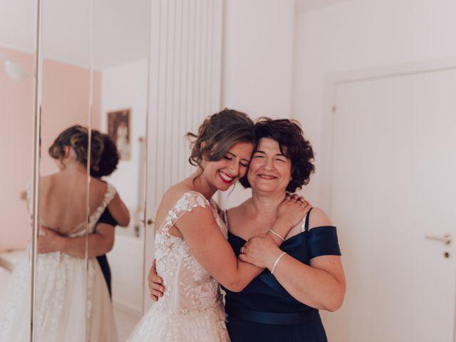 Il matrimonio di Luca e Tania a Castelfidardo, Ancona 54