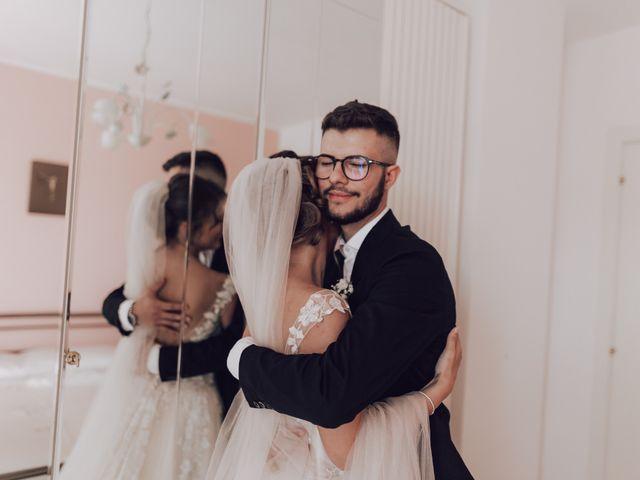 Il matrimonio di Luca e Tania a Castelfidardo, Ancona 59