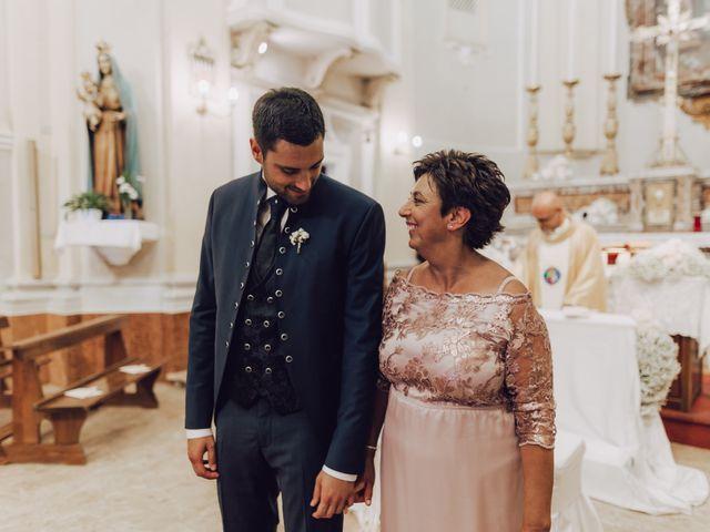 Il matrimonio di Luca e Tania a Castelfidardo, Ancona 62