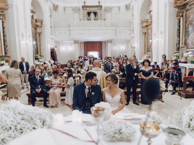 Il matrimonio di Luca e Tania a Castelfidardo, Ancona 69