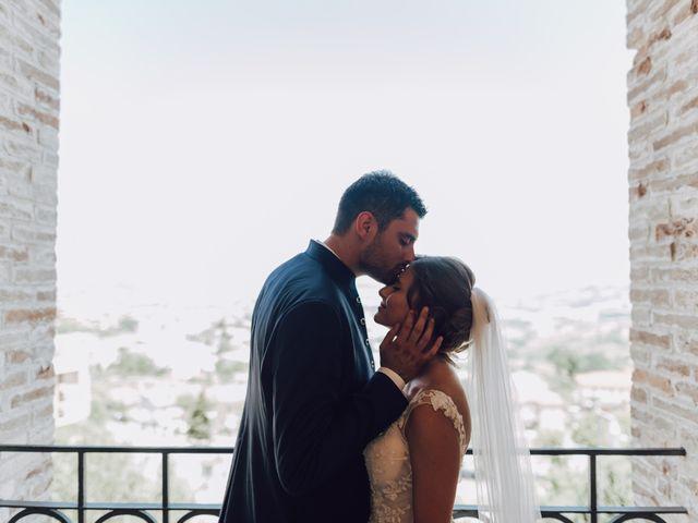 Il matrimonio di Luca e Tania a Castelfidardo, Ancona 72