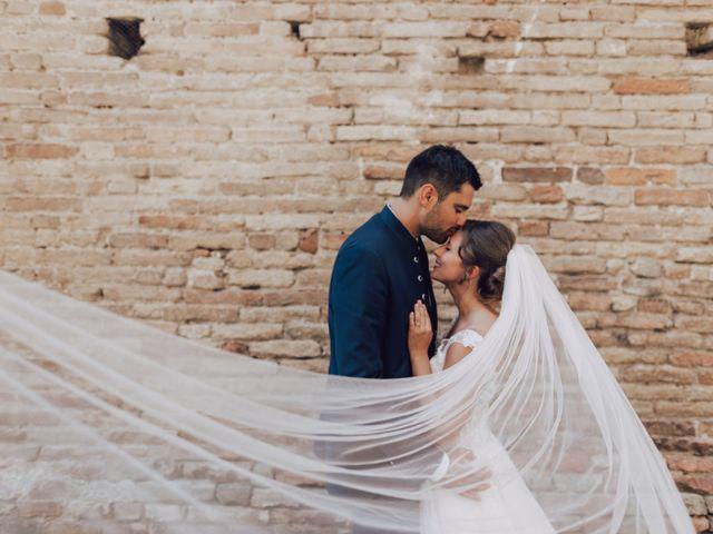 Il matrimonio di Luca e Tania a Castelfidardo, Ancona 74