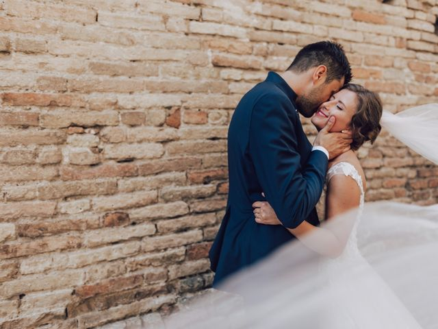 Il matrimonio di Luca e Tania a Castelfidardo, Ancona 75