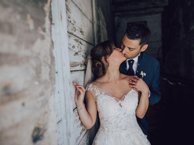 Il matrimonio di Luca e Tania a Castelfidardo, Ancona 77