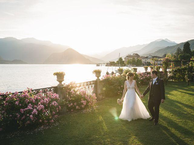 Il matrimonio di Davide e Silvia a Verbania, Verbania 37
