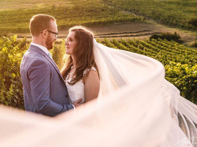 Le nozze di Ellie e John