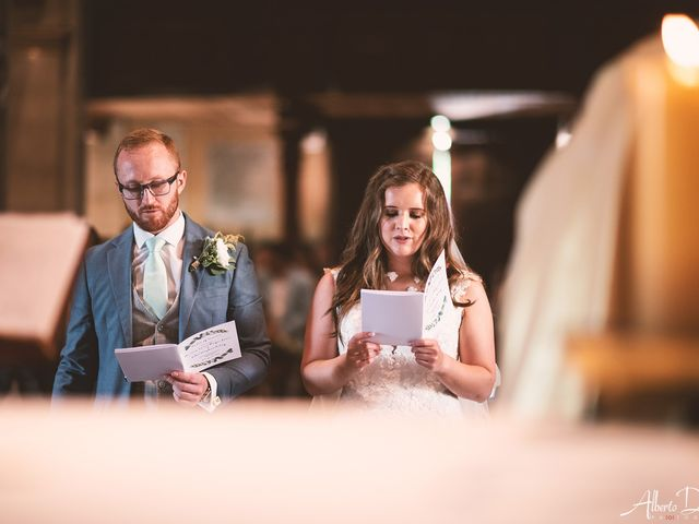 Il matrimonio di John e Ellie a Agliano Terme, Asti 3