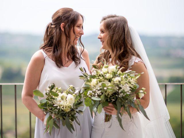Il matrimonio di John e Ellie a Agliano Terme, Asti 10
