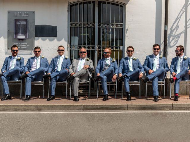 Il matrimonio di John e Ellie a Agliano Terme, Asti 17