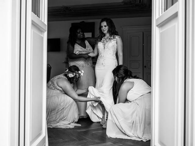 Il matrimonio di John e Ellie a Agliano Terme, Asti 19