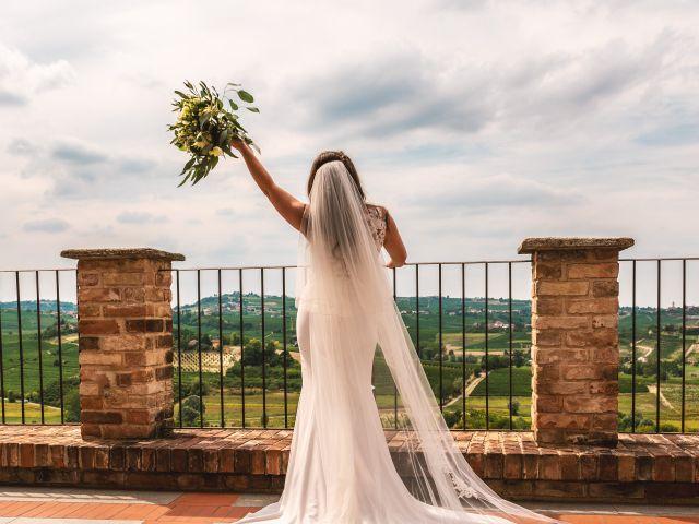 Il matrimonio di John e Ellie a Agliano Terme, Asti 20