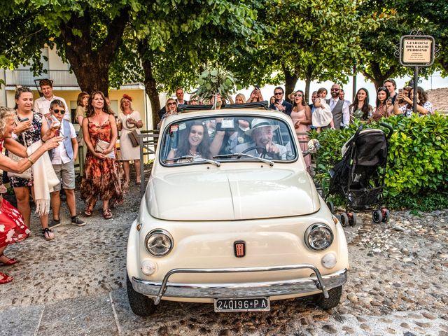 Il matrimonio di John e Ellie a Agliano Terme, Asti 24