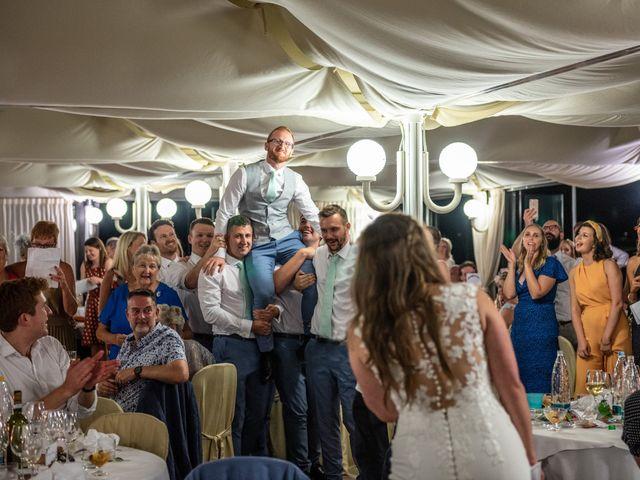 Il matrimonio di John e Ellie a Agliano Terme, Asti 29