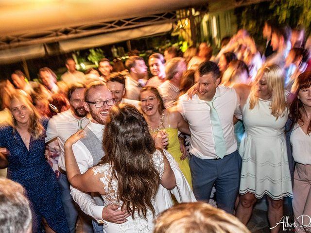 Il matrimonio di John e Ellie a Agliano Terme, Asti 30