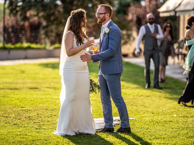 Il matrimonio di John e Ellie a Agliano Terme, Asti 33