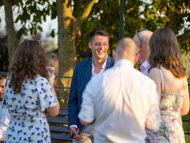 Il matrimonio di John e Ellie a Agliano Terme, Asti 36