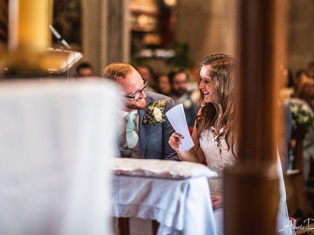 Il matrimonio di John e Ellie a Agliano Terme, Asti 40