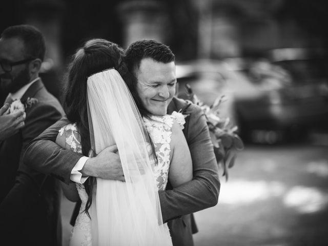 Il matrimonio di John e Ellie a Agliano Terme, Asti 41