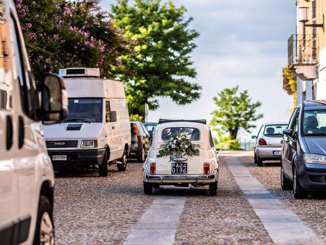 Il matrimonio di John e Ellie a Agliano Terme, Asti 42