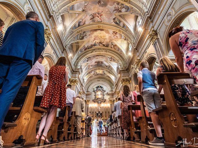 Il matrimonio di John e Ellie a Agliano Terme, Asti 56