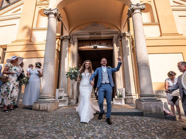 Il matrimonio di John e Ellie a Agliano Terme, Asti 57