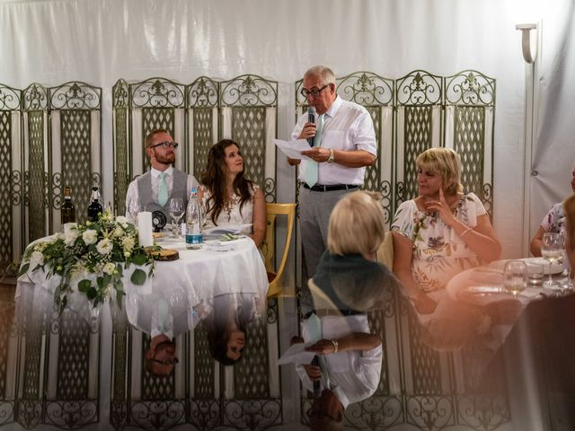 Il matrimonio di John e Ellie a Agliano Terme, Asti 62