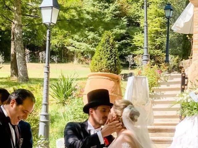Il matrimonio di Simone  e Rossana  a Celano, L'Aquila 1
