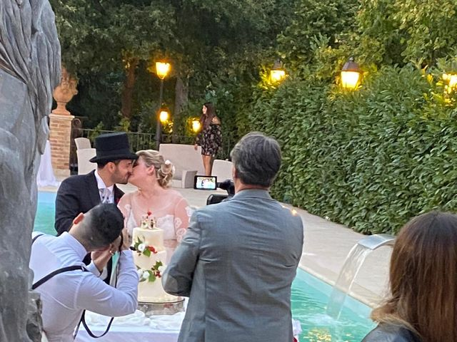 Il matrimonio di Simone  e Rossana  a Celano, L'Aquila 7